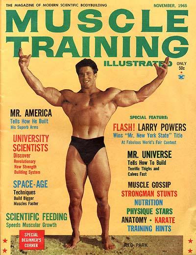 Reg Park | The Body Building Legend Lives On