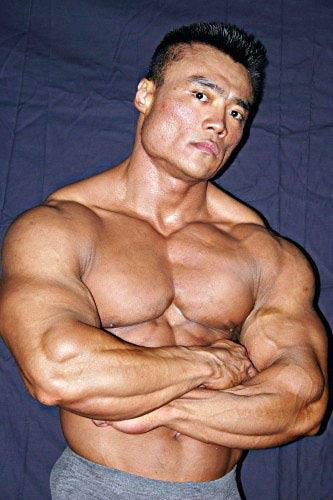 Massive gay bodybuilders