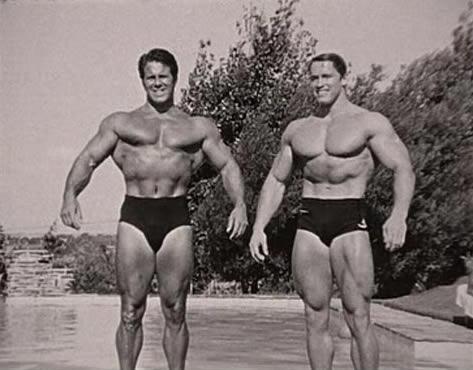 Reg Park | A Tribute by Arnold Schwarzenegger
